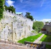 республика san marino Италии стоковые фото