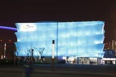 республика shanghai павильона Кореи экспо дела Стоковые Фотографии RF