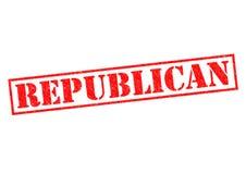 республиканско стоковая фотография
