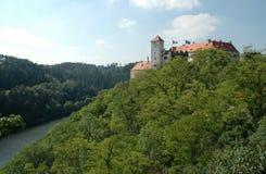 республика европы замока bitov чехословакская Стоковые Изображения RF