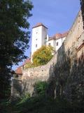 республика европы замока bitov чехословакская Стоковое Изображение