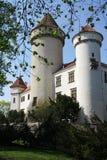 республика konopiste замока чехословакская Стоковое Фото