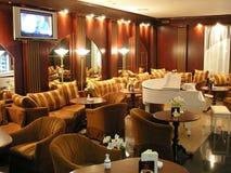 ресторан гостиницы Стоковая Фотография
