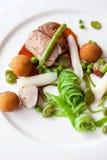ресторан еды овечки Стоковые Изображения RF