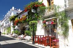 ресторан Испания Стоковая Фотография RF