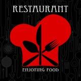 Ресторан и гастрономия бесплатная иллюстрация