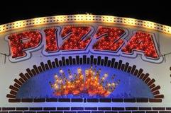 ресторан пиццы стоковое изображение