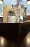 ресторан приборов стоковая фотография rf