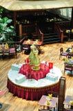 ресторан роскоши гостиницы Стоковые Изображения RF