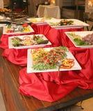 ресторан шведского стола Стоковое Изображение RF