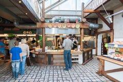 Ресторан Lido в Риге Стоковая Фотография RF