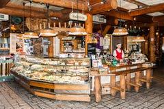 Ресторан Lido в Риге Стоковое Изображение RF