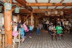 Ресторан Lido в Риге Стоковое фото RF