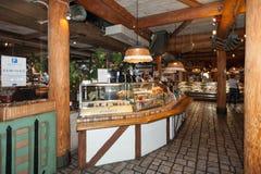 Ресторан Lido в Риге Стоковые Изображения RF