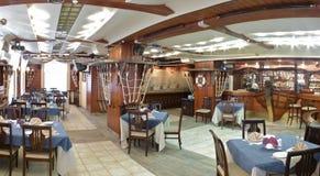 ресторан panoram стоковые фото