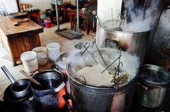 Ресторан Pho лапши риса Стоковое фото RF