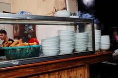 Ресторан Pho лапши риса Стоковое Фото