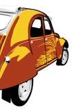 ретро автомобиля классицистическое Стоковая Фотография RF