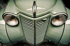 Ретро автомобиль стоковое фото