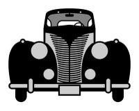 Ретро автомобиль Стоковое фото RF