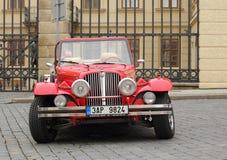 Ретро автомобиль Romeo альфы Стоковое Фото