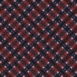 Ретро безшовная абстрактная картина Стоковая Фотография