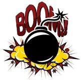 Ретро бомба Стоковое Изображение