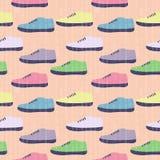 ретро ботинки Стоковое фото RF