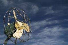 ретро вентилятор Стоковая Фотография