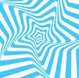 Ретро винтажная иллюстрация гипнотика Background.Vector Стоковая Фотография