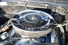 Ретро воздушный фильтр Стоковое Фото