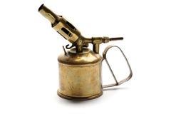 Ретро газовая горелка Стоковые Фото