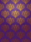 Ретро декоративная картина Стоковое Изображение RF