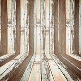Ретро деревянная предпосылка Стоковое Фото