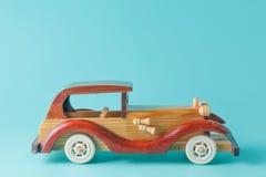Ретро игрушка автомобиля Стоковая Фотография RF