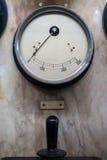 Ретро измеряя аппаратура Стоковые Фотографии RF