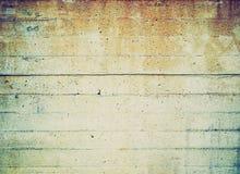 Ретро изображение бетона взгляда Стоковые Изображения