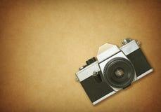 Ретро камера Стоковые Изображения