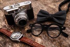 Ретро камера Стоковое Фото