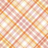 Ретро картина шотландки Стоковое Фото