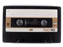 Ретро кассета стоковое изображение