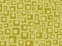 ретро квадраты Стоковые Фото