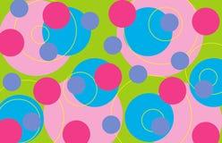 ретро кольца сладостные Стоковые Фотографии RF