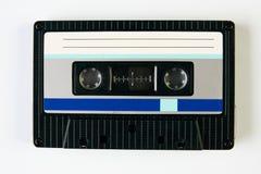 Ретро компактная магнитофонная кассета Стоковые Фотографии RF