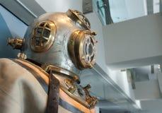 Ретро костюм подныривания Стоковая Фотография RF