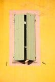 ретро окно Стоковые Изображения