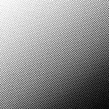 Ретро предпосылка круга градиента полутонового изображения иллюстрация штока