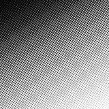 Ретро предпосылка круга градиента полутонового изображения бесплатная иллюстрация