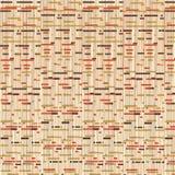 ретро предпосылки коричневое померанцовое Стоковое Изображение RF