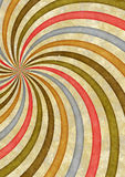 ретро плакат искусства шипучки 60s Стоковое Фото